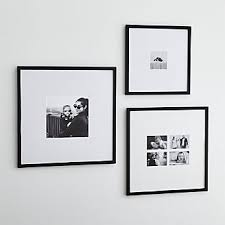 Picture Frames And Mats by Picture Frames For Photos And Wall Art Crate And Barrel