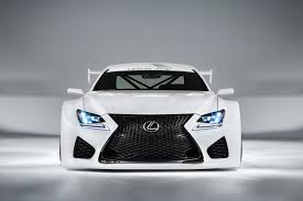 lexus sports car model lexus set to go racing in 2016 with the rc f gt3
