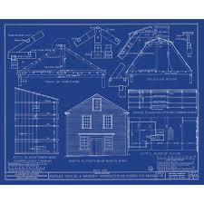 house plan symbols blueprints for houses nihome