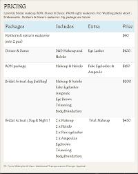 make up prices for wedding makeup artist fees makeup aquatechnics biz