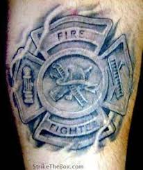 firefighter tattoo ems firefighter tattoos fire and rescue