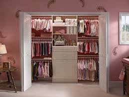 men s closet ideas and options hgtv bi fold doors offer full access