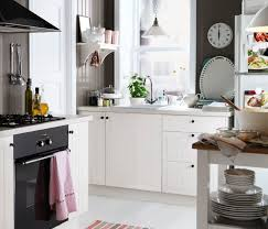 Ikea Small Kitchen Solutions by Love This Ikea Kitchen Too A Small