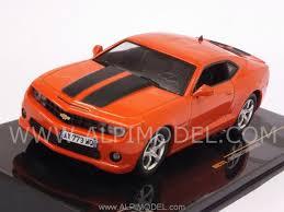 2012 orange camaro ixo models moc173 chevrolet camaro 2012 orange 1 43