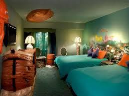 ocean themed bedroom interior design