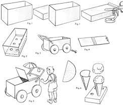 Simple Plans For Toy Box by Transportation Crafts Ideas For Kids Cars Planes Trains Ships