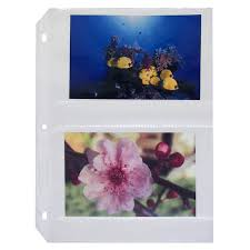 photo album refill pages 3 ring binder c line ready mount photo mounting sheets 3