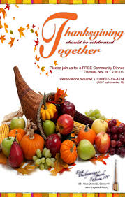 thanksgiving dinner for 2 upcoming events thanksgiving dinner at first presbyterian church