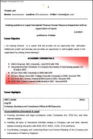 College Lecturer Resume Company Secretary Resume Format Resume For Your Job Application