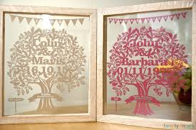 wedding gift ideas uk unique wedding gifts ideas personalised papercuts