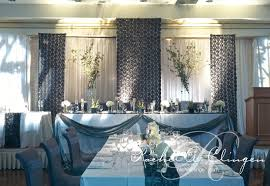 wedding backdrop modern luxurious modern wedding backdrop by a clingen wedding