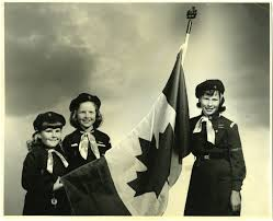 What Leaf Is On The Canadian Flag Opening The Vaults The Maple Leaf Forever Girlguidescanblog