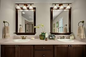 Large Framed Bathroom Mirror Framed Mirrors For A Bathroom How To Choose Throughout Plans 15