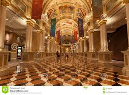 palazzo hotel interior in las vegas nv on august 02 2013