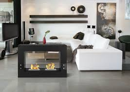 Ethanol Fire Pit by What Is An Ethanol Fireplace Clean Flames