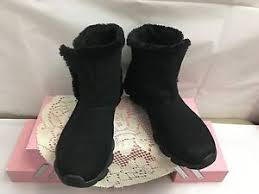 clearance s boots size 9 clearance juniors black booties boots slip on size 9 m