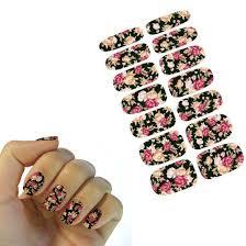online get cheap rose nail designs aliexpress com alibaba group