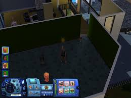 mod the sims unfinished room problem