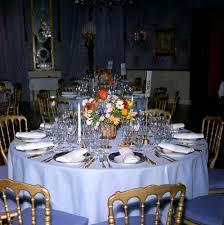 kn c21362 table settings for dinner in honor of nobel laureates
