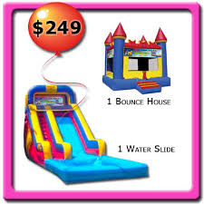 party rentals broward party rental packages in broward county fl bounce house