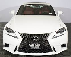 used 2015 lexus is350 f sport for sale white lexus is 350 for sale used cars on buysellsearch