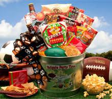 football gift baskets sports gift baskets supreme gift baskets