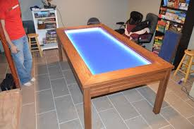 tim u0027s gaming table the wood whisperer