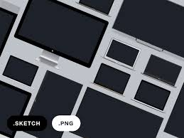 devices for your mockups u2013 sketch files by fb sketch talk