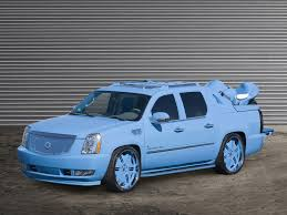 future cadillac escalade 2006 cadillac escalade ext dub magazine pictures history value