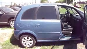 opel meriva 2006 interior 2007 opel meriva start up engine and in depth tour youtube