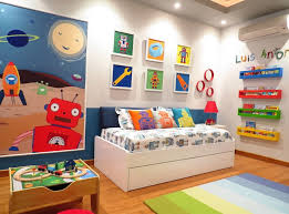 How To Design A Bedroom That Grows With Your Child Freshomecom - Colorful bedroom