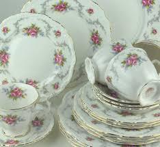 vintage china pattern royal albert tea set kent vintage china hire vintage