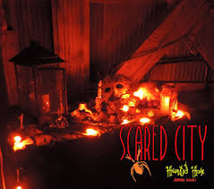 morgan hill halloween city scared city haunted house home facebook