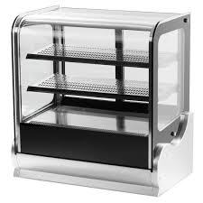 heated food display warmer cabinet case 40867 60 cubed glass heated countertop display cabinet