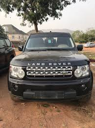 used land rover lr4 sold used land rover lr4 2012 in abuja for n9 000 000 autos