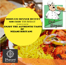 does the word biryani tempt your taste dharani south indian