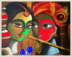 Canvas Without Frame Painting Without Frame Canvas Art Religious Posters In India