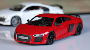 Audi R8 Models - review 1 18 scale maisto audi r8 v10 plus youtube