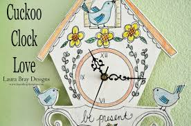 Cuckoo Clock Kit Diy Cuckoo Clock Laura K Bray Designs