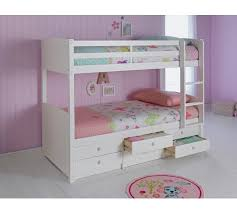 Bunk Bed Argos Buy Home Leigh Detachable Single Bunk Bed Frame White At Argos