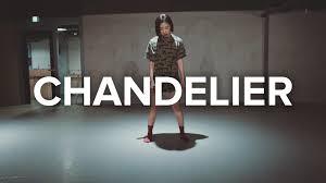 Chandelier Choreography Chandelier Sia Lia Choreography