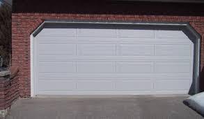 Standard Size Garage Door Noteworthy Standard Double Garage Door Width Nz Excellent