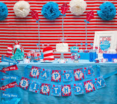 dr seuss party decorations 270 best dr seuss party ideas images on birthday