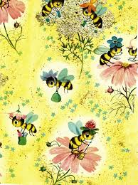 vintage wrapping paper bees vintage wrapping paper this is the smallest sc flickr