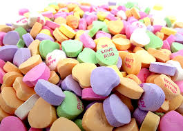 conversation heart necco classic sweethearts conversation hearts 3 lb