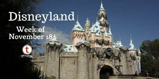 disneyland preview week of november 18 touringplans