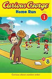 curious george plays baseball rey margret rey alan