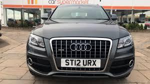 Audi Q5 60 000 Mile Service - audi q5 2 0 tdi quattro s line
