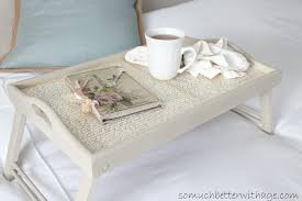 mother u0027s day breakfast in bed tray so much better with age