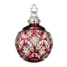 swarovski crystal christmas decorations uk waterford crystal